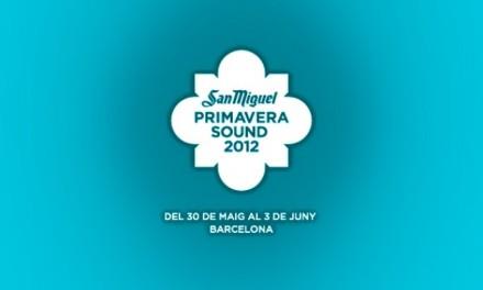 Guía Primavera Sound 2012