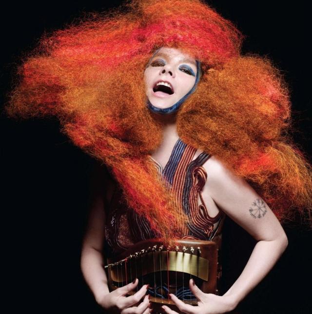 Björk se cae del cartel del Primavera Sound 2012