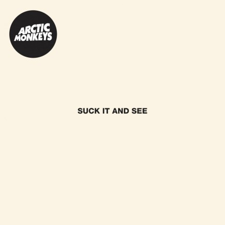 Arctic Monkeys - Suck it and See (2011)